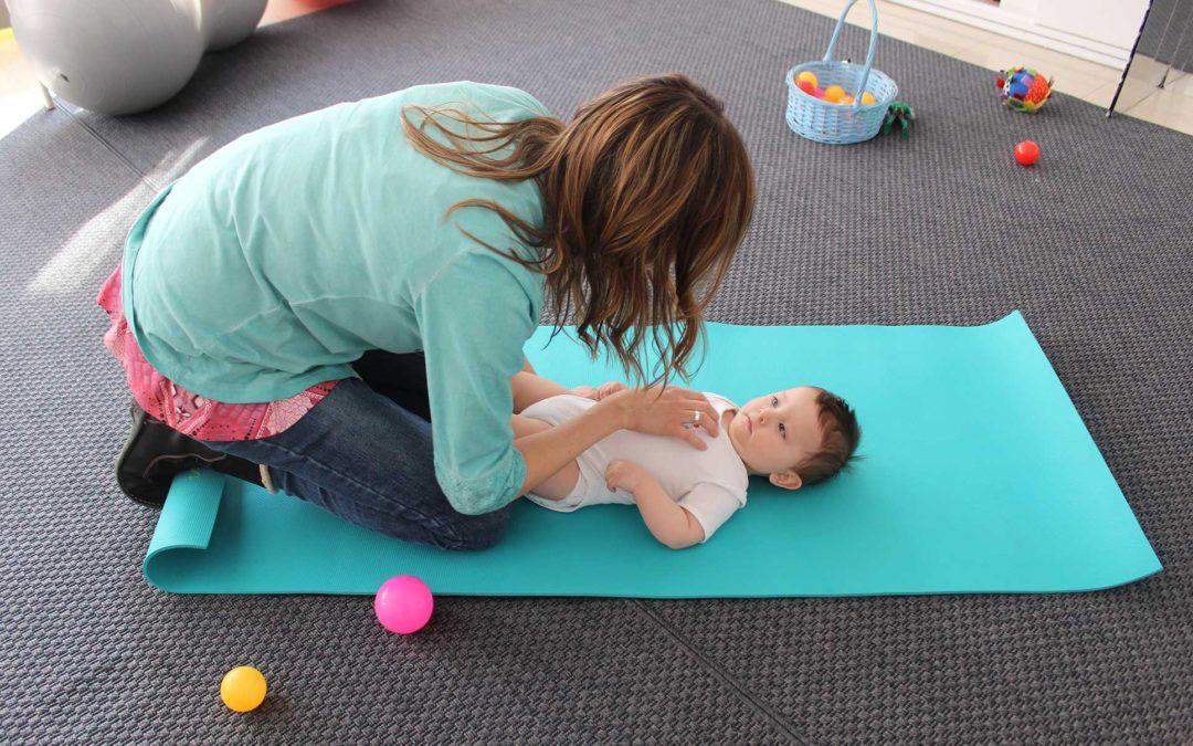 Talleres para familias con bebés